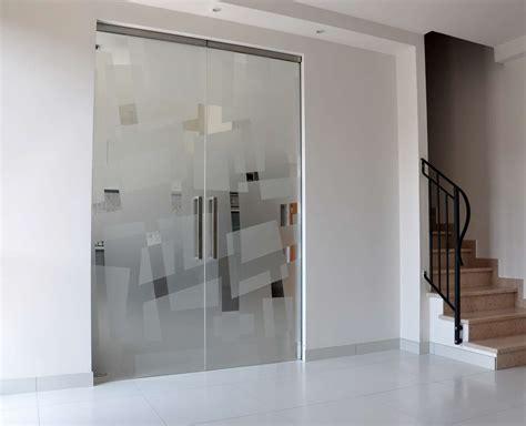 porte interne scorrevoli a scomparsa prezzi mazzoli porte vetro porte vetro scorrevoli a scomparsa
