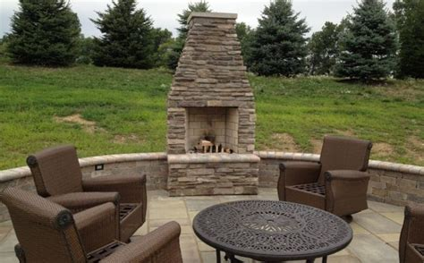 The Patio Columbus by 17 Best Images About Outdoor Fireplace Projects Columbus