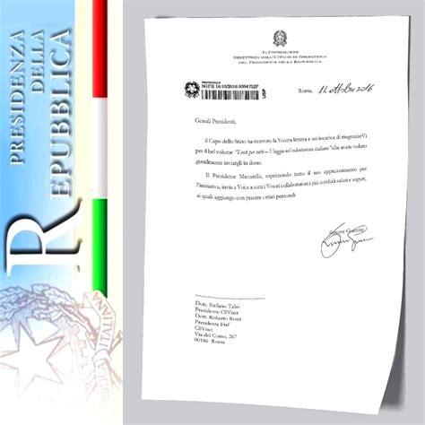 lettere al presidente della repubblica tpt la lettera presidente della repubblica tanti
