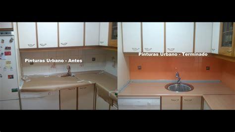 pintado de azulejos de cocina antes despues youtube