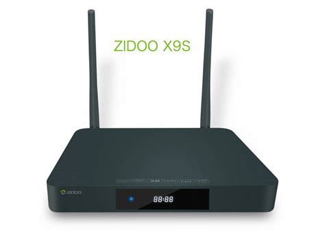 Android Pc Tv Box zidoo x9s realtek rtd1295 android tv box androidbox