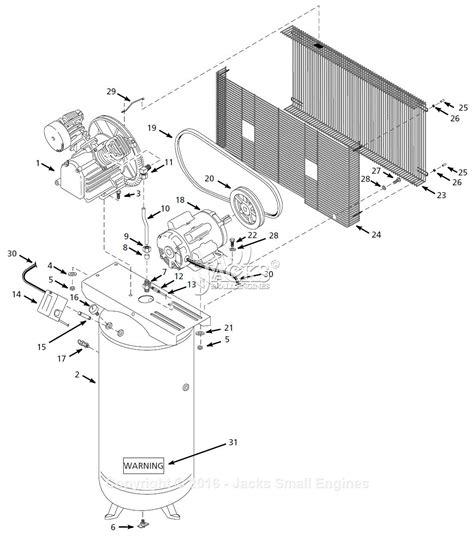 wiring diagram gasoline portable generator generator