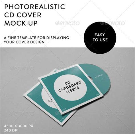 30 amazing cd cover psd design templates designmaz