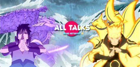 kishimoto explains   designed naruto  sasuke final fight