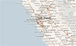 map of san mateo california san mateo california location guide