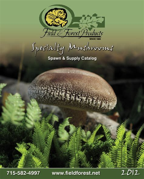 How To Grow Mushrooms In Your Backyard by Field And Forest Products The Experts