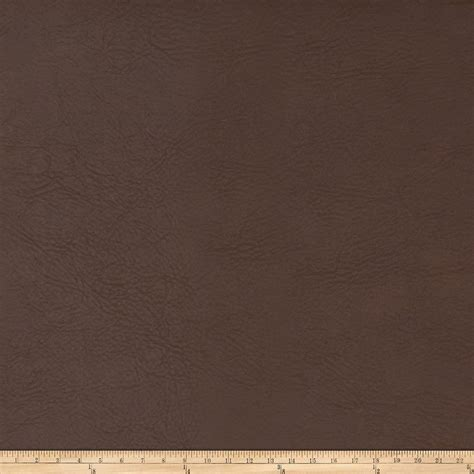 buy leather fabric for upholstery fabricut koala faux leather molasses discount designer