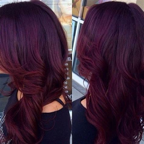 koleston maroon hair color if you ve always wanted that burgundy hair color but