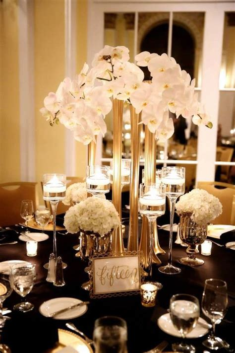 modernist themes in the great gatsby 25 black and gold great gatsby inspired wedding ideas