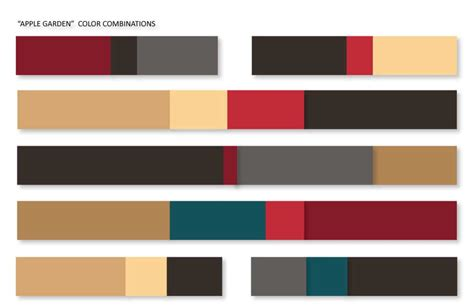 color combos pin color combinations on