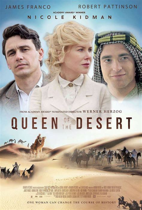 film queen desert fred said movies review of queen of the desert safe and