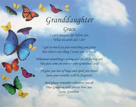Ee  Grandma Ee   And Granddaughter Poems