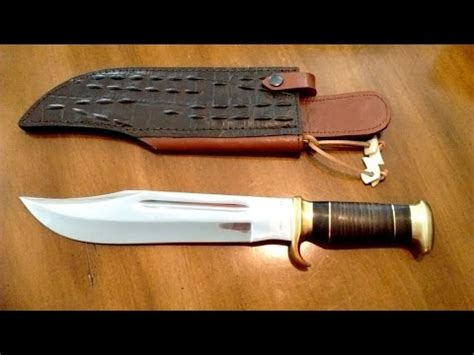 the outback bowie knife the outback bowie knife