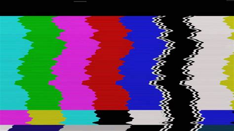 Bedroom Tv No Signal Real No Signal Tv Tv Colors Free Footage Hd