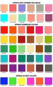 sping colors 25 best ideas about light spring palette on pinterest light spring warm spring and season colors