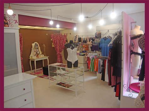 proyecto tienda lenceria coquette escaparates  interiores