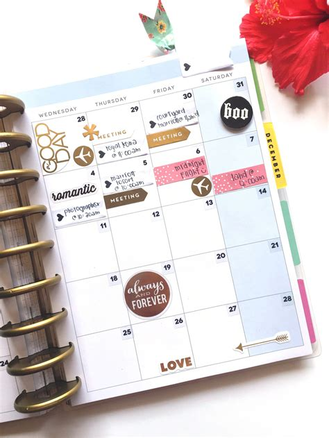 Plan Your Wedding by The Happy Planner Plan Your Wedding Me My Big