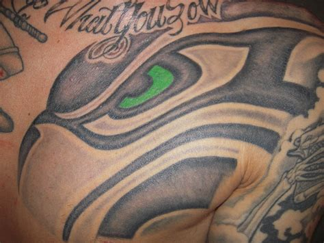 seahawks tattoo pictures at checkoutmyink com