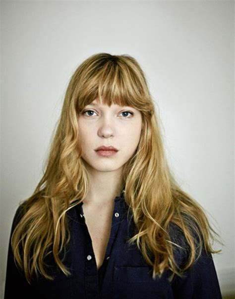 lea seydoux bangs l 233 a seydoux beauty bangs hair beauty hair in 2018