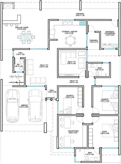 desenhar plantas de casas projetos de casas gr 225 tis v 225 rios modelos para voc 234 escolher