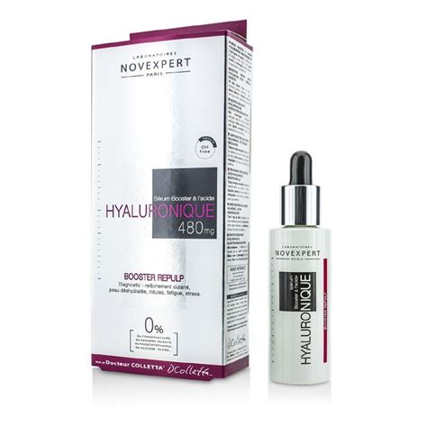 Novexpert Booster Serum With Vitamin C 1 booster serum with hyaluronic acid repulp booster novexpert f c co portugal