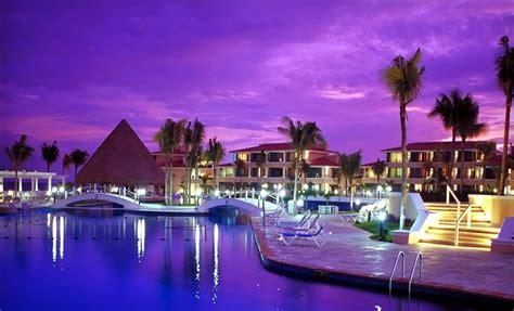 moon palace cancun  inclusive trip  airfare