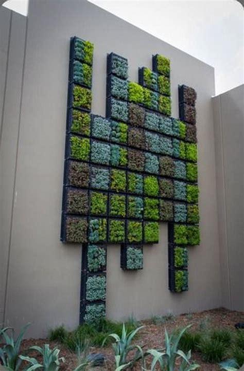 Vertical Wall Garden Ideas 20 Cool Vertical Gardening Ideas Hative