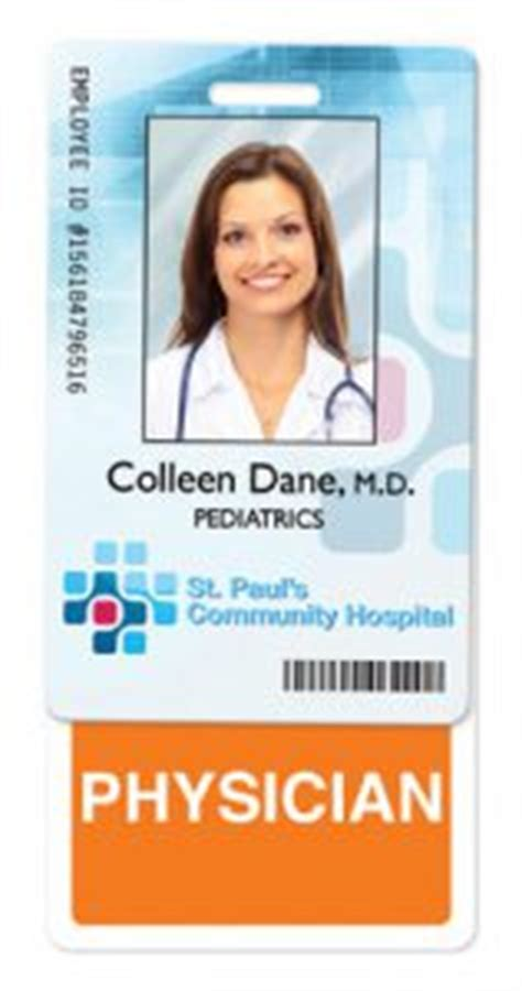 hospital id card template are you designing id cards here s what to avoid