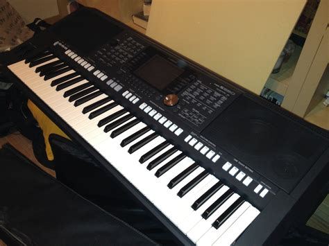 Keyboard Yamaha Psr S950 Second yamaha psr s950 image 627989 audiofanzine