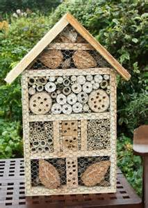 bee house plans bohemian pages diy friday bee house