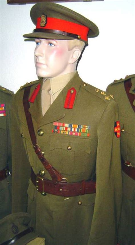 british army dress uniform british officers uniform