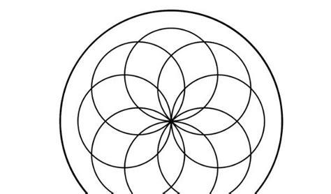 imagenes de mandalas con circulos figuras con circulos imagui