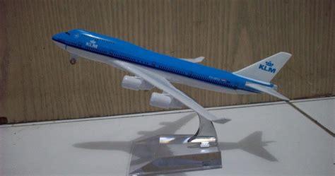 Miniatur Pesawat Citylink diecast miniatur pesawat klm b747 400 diecast miniatur
