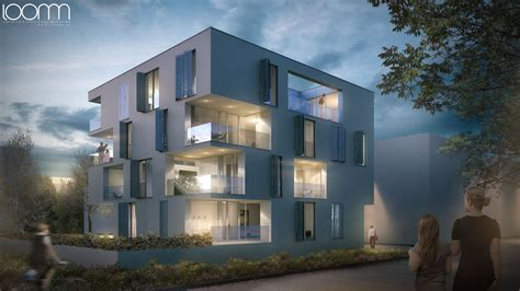 mehrfamilienhaus architektur zwei b architektur nagold mehrfamilienhaus riedbrunnen