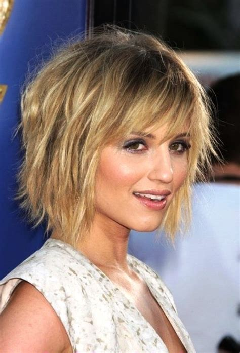 choppy bob in 40s 40 choppy hairstyles to try for charismatic looks short