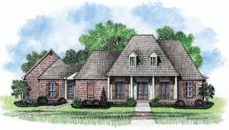Louisiana Acadian House Plans Frazier Louisiana House Plans Acadian House Plans