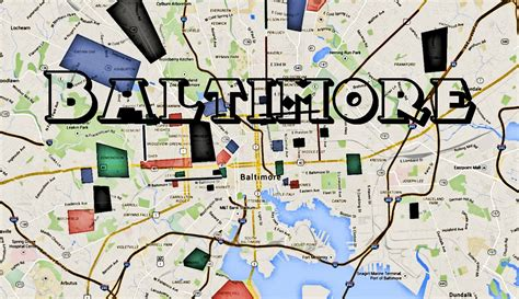 Baltimore Maryland Search Baltimore Maryland Map Images