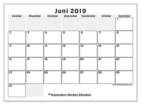 kalenders juni  zz michel zbinden nl