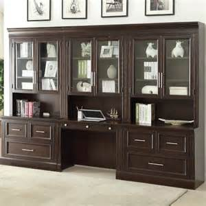 desk and wall unit house stanford wall unit with lateral files and