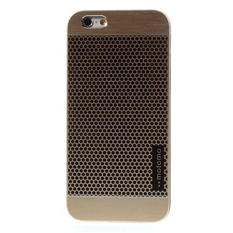 Motomo Ip6 baksideskal till apple iphone 6 6s guld themobilestore