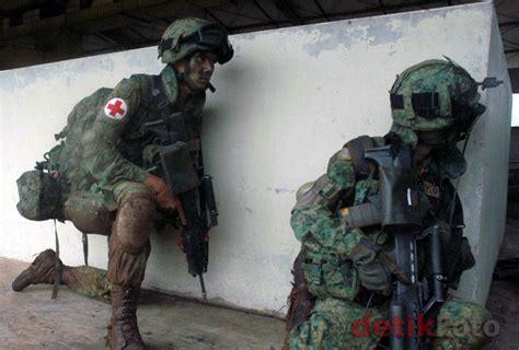 film barat comando alutsista alat utama sistem senjata latihan bersama