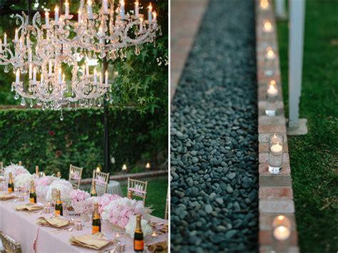 backyard bridal shower glamorous backyard bridal shower it weddings