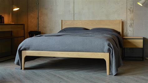 Handmade Bed Company - camden handmade bed solid wood beds bed company