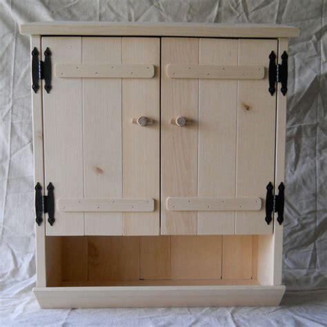 Pine Bathroom Storage Pine Bathroom Cabinet