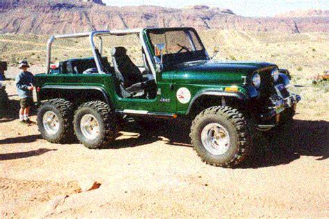 6 Wheel Jeep The Cj 6x6 Jeep Cj Forums
