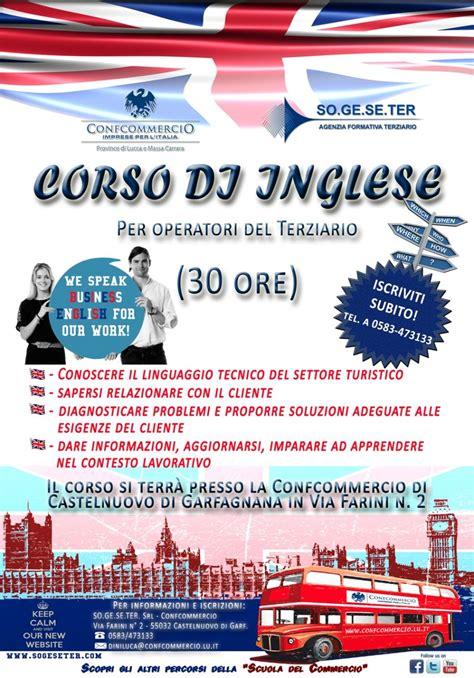 workshop social e corso di inglese