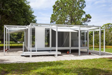 house guest rudolph s walker guest house replicated at ringling museum archpaper com