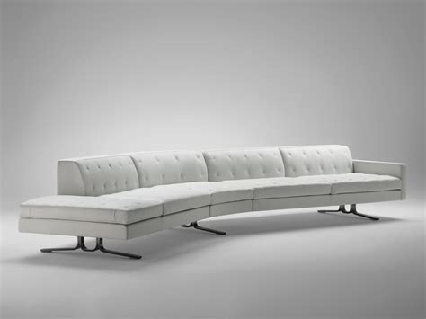 poltrona frau sofas buy the poltrona frau kennedee curved sofa at nest co uk