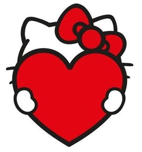 hello kitty tattoo wallpaper this would make a cute tattoo if i didn t already have a
