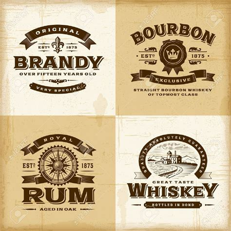 39 Awesome Vintage Labels Free Images Tags Labels Pinterest Labels Free Vintage Labels Liquor Bottle Label Templates Free